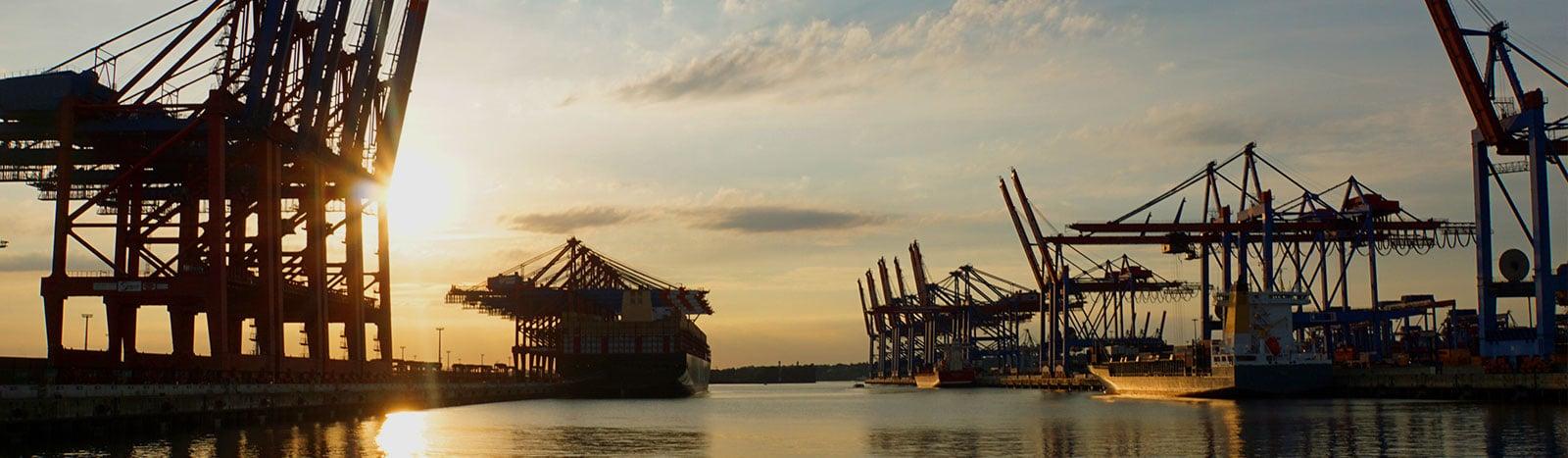 Hafen Hamburg Videoüberwachung