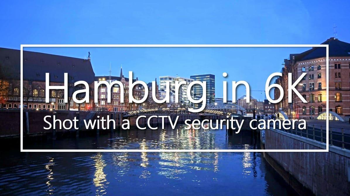 Hamburg in 6K