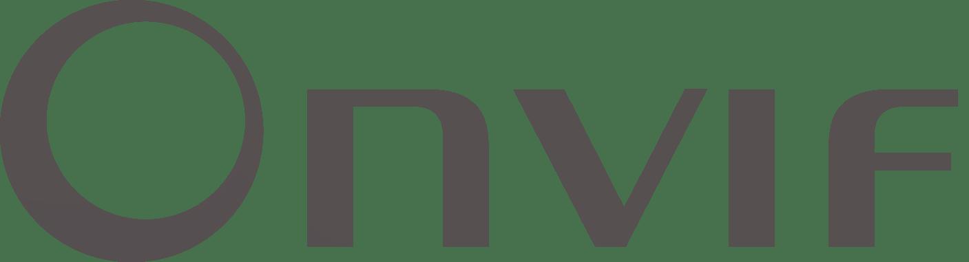 Das Bild zeigt das ONVIF Logo
